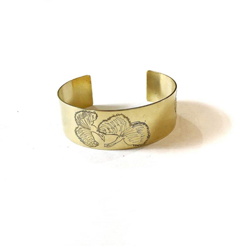 Ginkgo II Bracelet - Le Voila