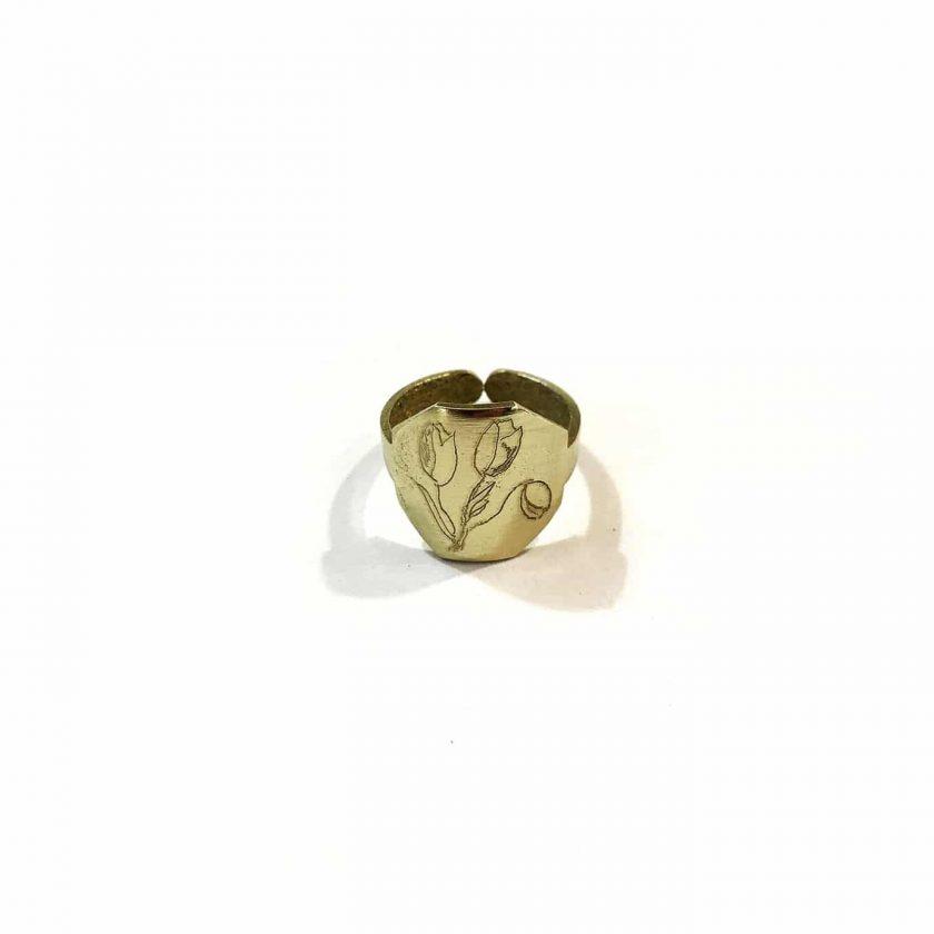Tulip Ring - Le Voila