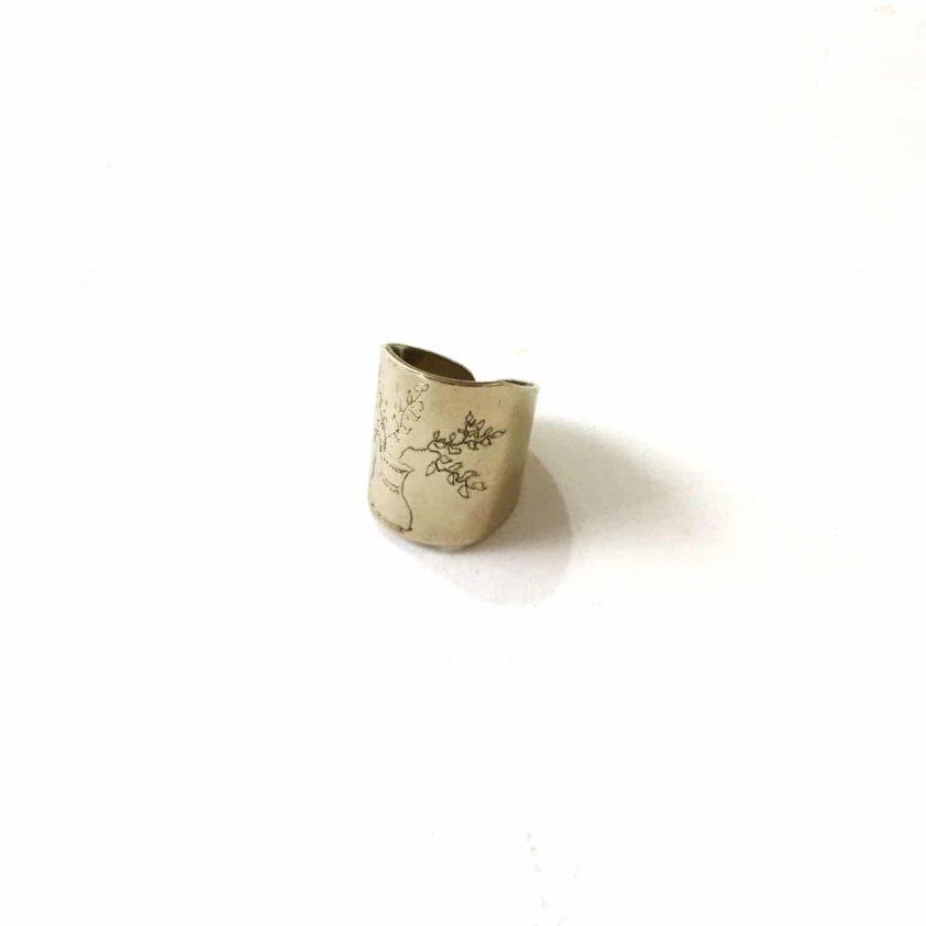 Vestigio XI Detail Ring - Le Voila